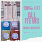 Come and Grab a Bargain in our Launch 20% Offers